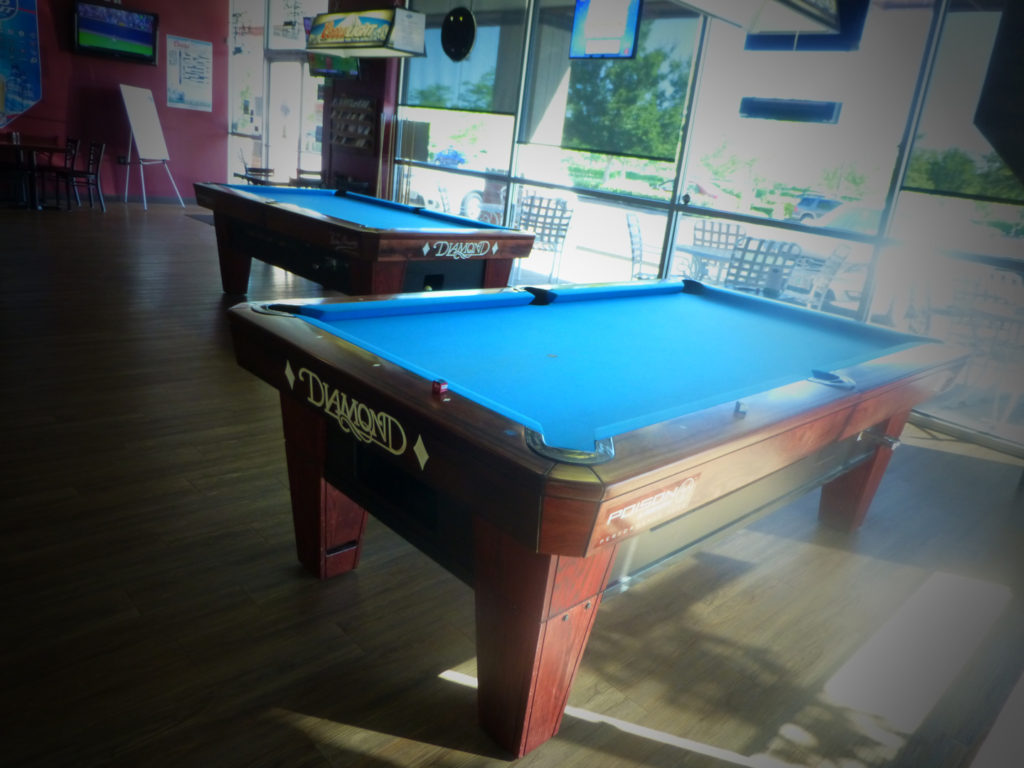 Pool Tables The Dugout - Competition pool table